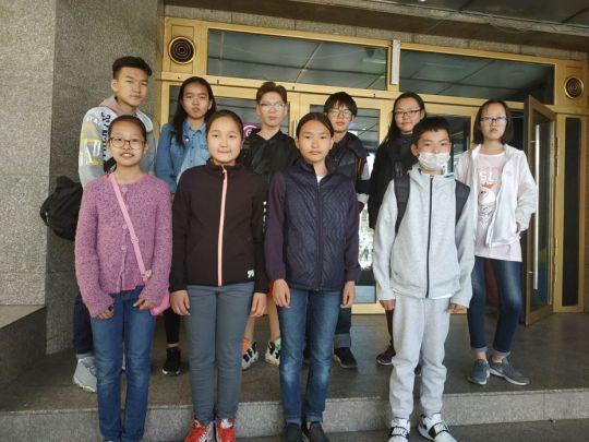 16 Guidelines class 2018 children