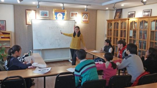16 Guidelines class for children Mongolia 2018