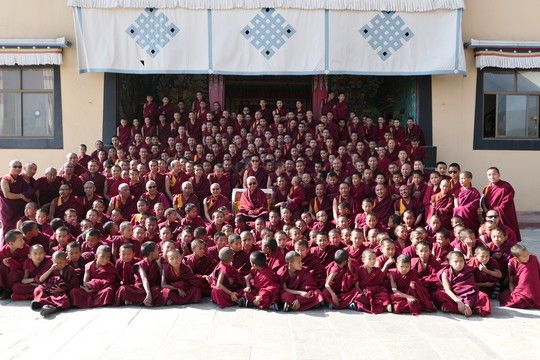 The Puja Fund Makes Exentensive Offerings this Chokhor Duchen on Behalf of Entire FPMT Organization