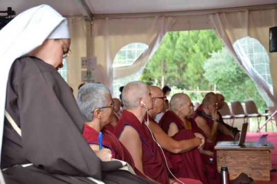 An Interfaith Retreat in Honor of His Holiness the Dalai Lama's Birthday