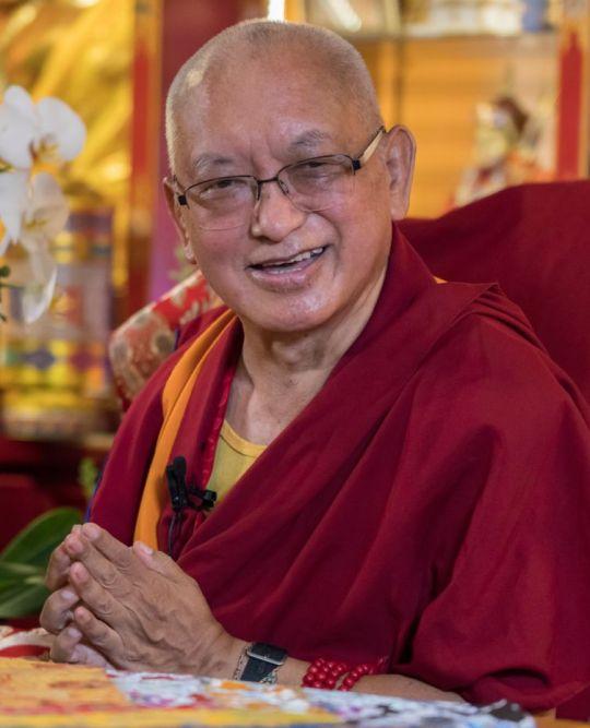 lama-zopa-rinpoche-kurukulla-center-201808