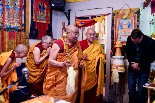 geshe-ngawang-dakpa-and-his-eminence-ling-rinpoche-tse-chen-ling-august-2018-by-ven-tenzin-khentse