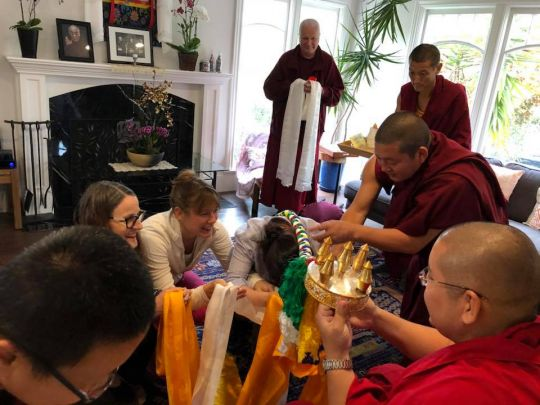 his-eminence-ling-rinpoche-with-FPMT-bay-area-directors-september-2018-by-ven-tenzin-khentse
