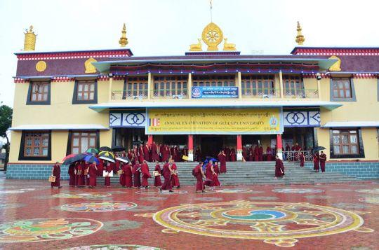 Sponsorship of Annual Winter Jang Debate, Bodhgaya, India, and Special Memorization Exam for Monks