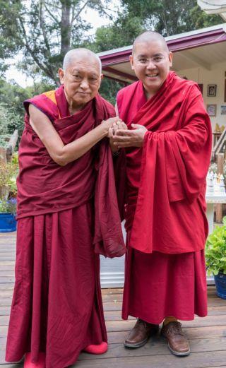 HE-Ling-Rinpoche-Lama-Zopa-Rinpoche-Aptos-CA-201808