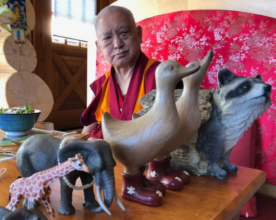 lama-zopa-rinpoche-with-animals-bapl-2018