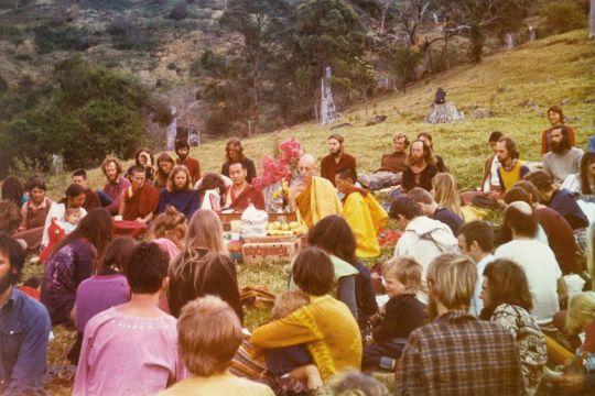 Chenrezig-Puja-Eudlo-1974