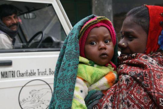 A Visit to MAITRI Charitable Trust in Bihar, India