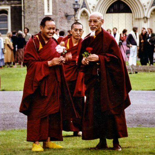 Lama-Yeshe-Lama-Zopa-Rinpoche-Zong-Rinpoche-LYWA