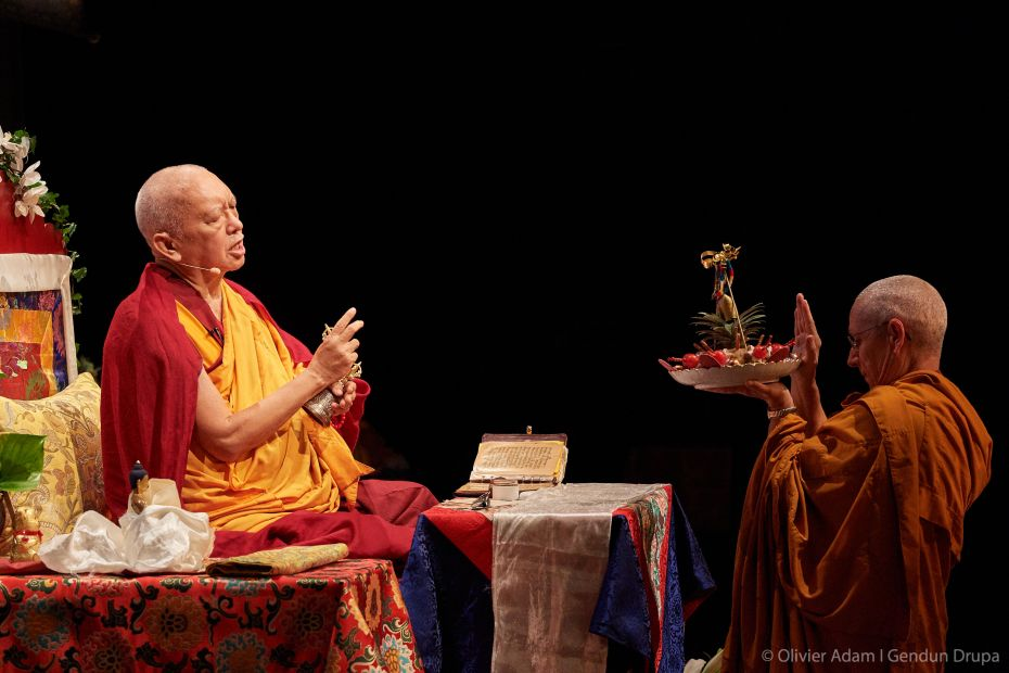 A Birthday Message from Lama Zopa Rinpoche