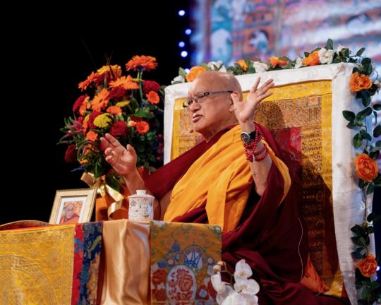 'Vajrasattva Practice Is So Important'