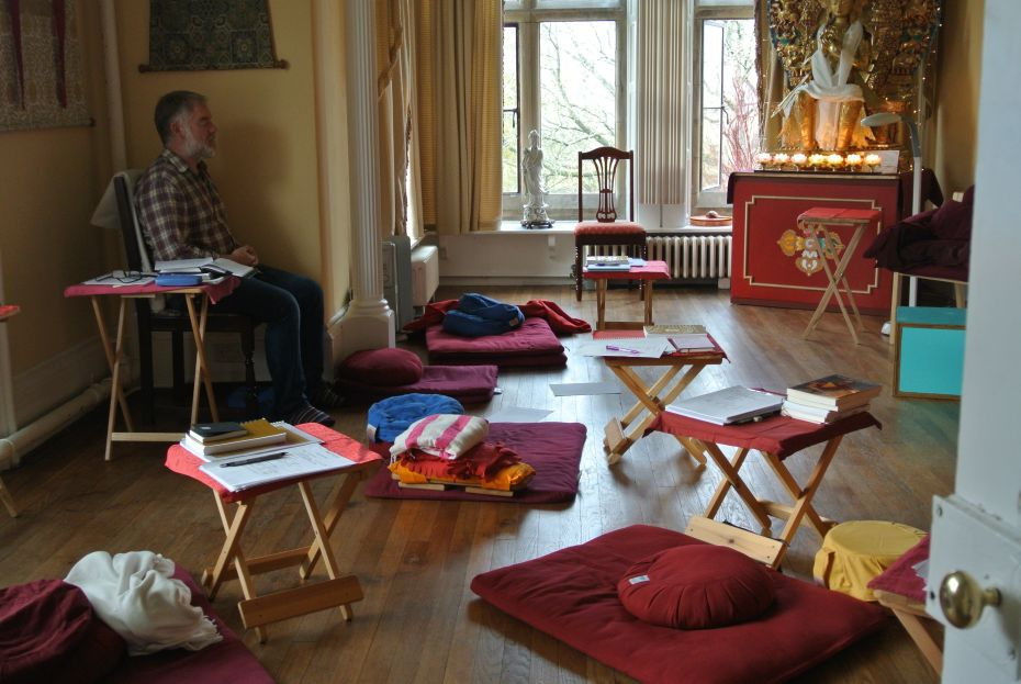 Land of Joy's Annual Ten-Day Lamrim Retreat