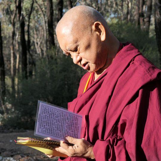 Lama-Zopa-Rinpoche-Bendigo-2018-R-Kunsang