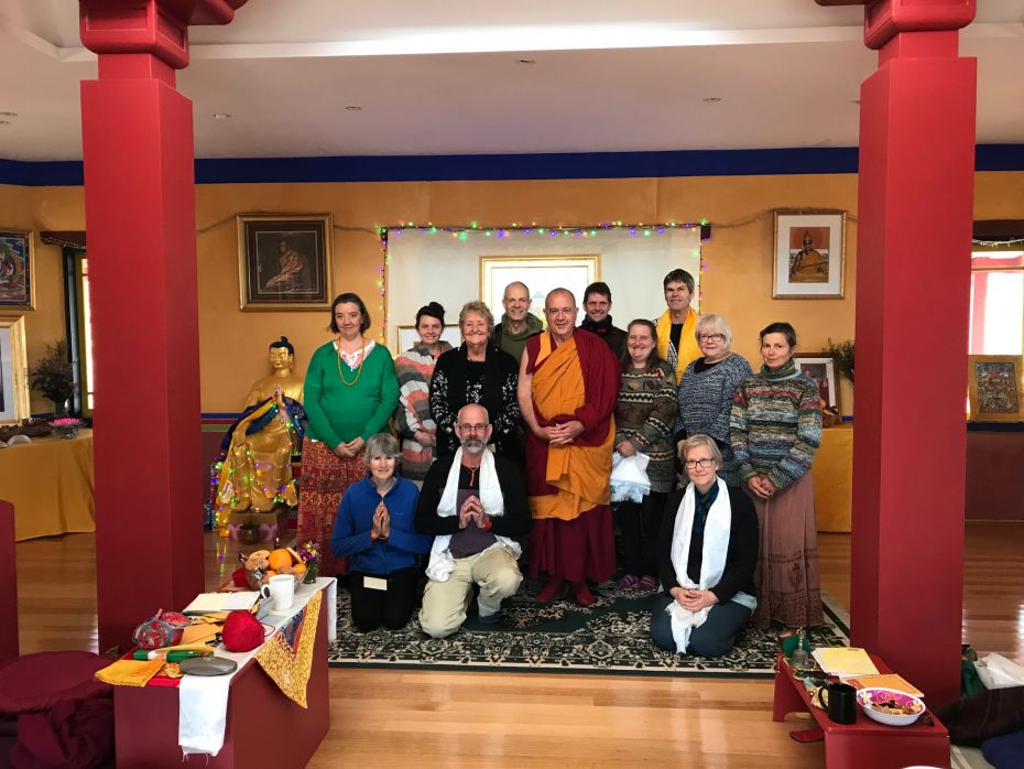 De-Tong Ling Retreat Centre's Annual Lamrim Retreat on Kangaroo Island