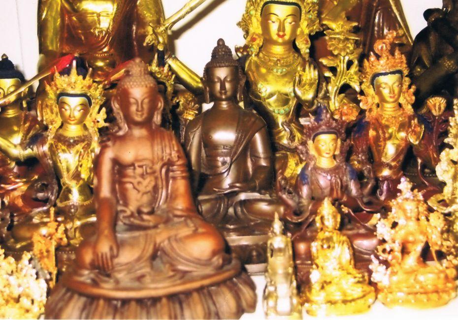 Rolling Mantras at Maitreya Instituut Amsterdam