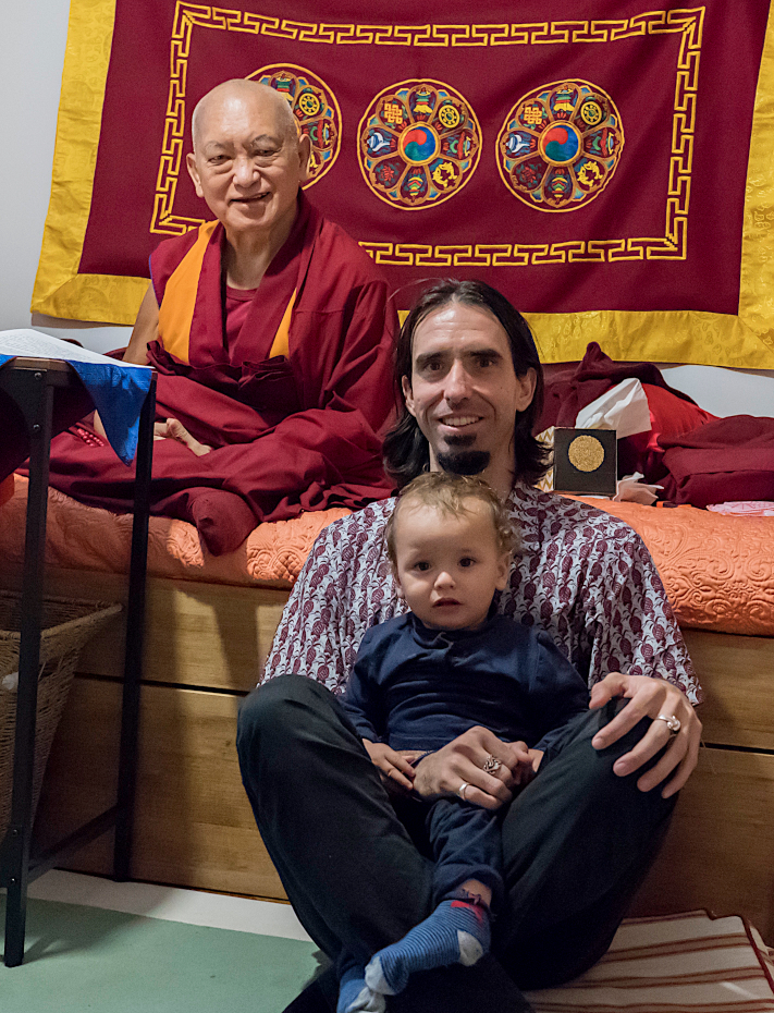 Happy Birthday, Tenzin Ösel Hita!