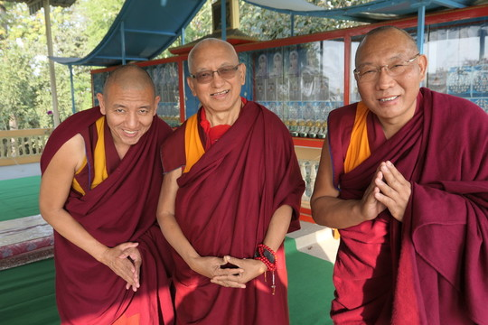 We Bring You Our February FPMT e-News