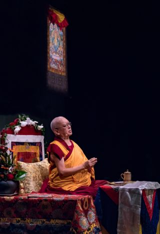 FPMT Annual Review 2018: Live with Compassion