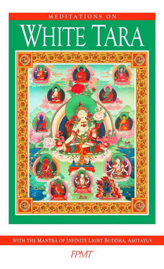 New Ebooks! 'Meditations on White Tara' and 'A Meditation on Orange Manjushri'