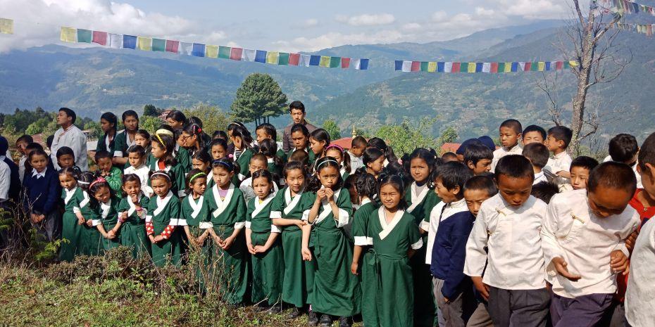 Sagarmatha Secondary School Continues for Fourth Year
