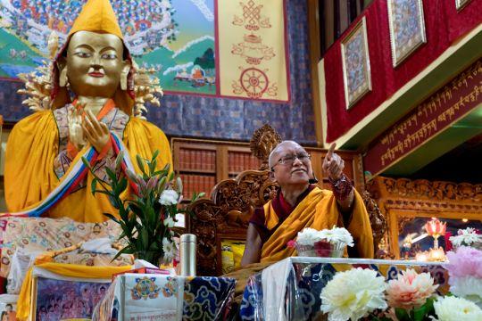 Lama-Zopa-Rinpoche-Tushita-India-201902