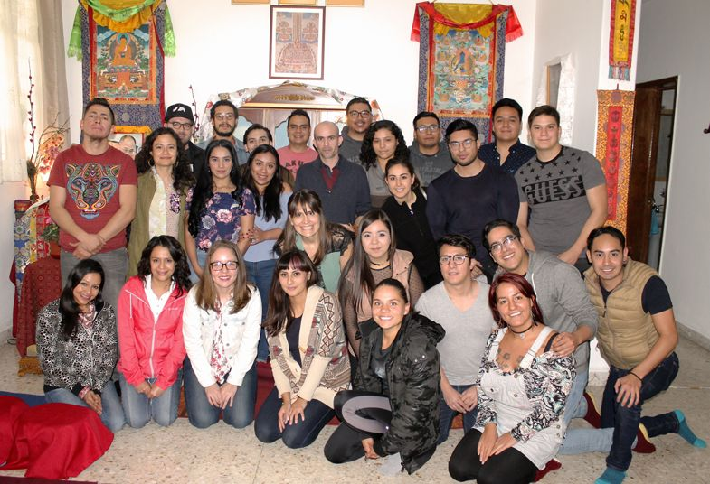 Buddhism for Young Adults Group in Mexico City, Mexico