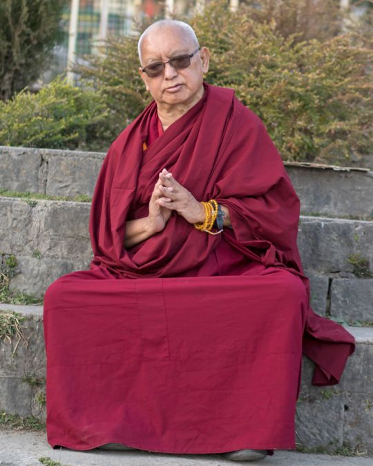 Lama-Zopa-Rinpoche-prayer-Tso-Pema-India-2018