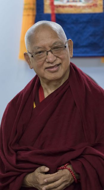 Lama Zopa Rinpoche's Advice to Students of Dagri Rinpoche