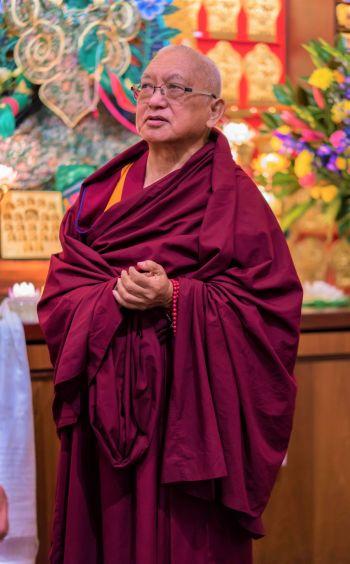 lama-zopa-rinpoche-saka-dawa-chenrezig-institute-may-2018