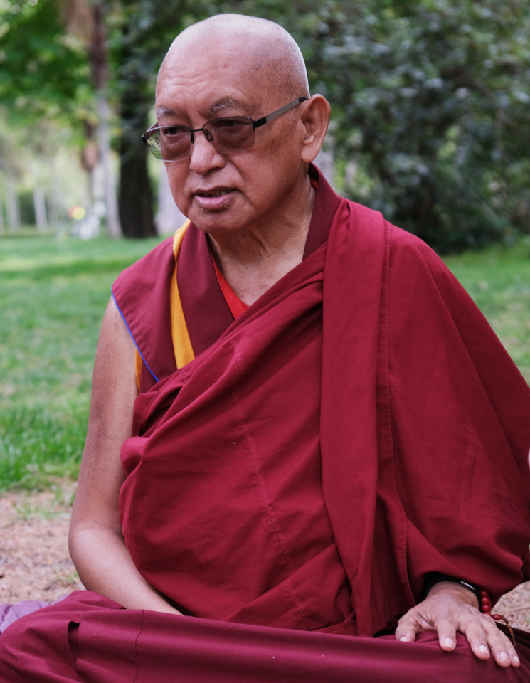 Lama Zopa Rinpoche Gives an Introduction to Mind Training