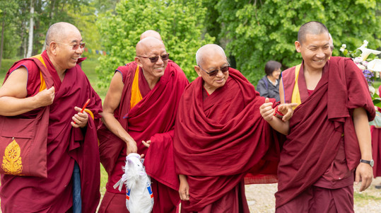 We Invite You Into the August FPMT e-News