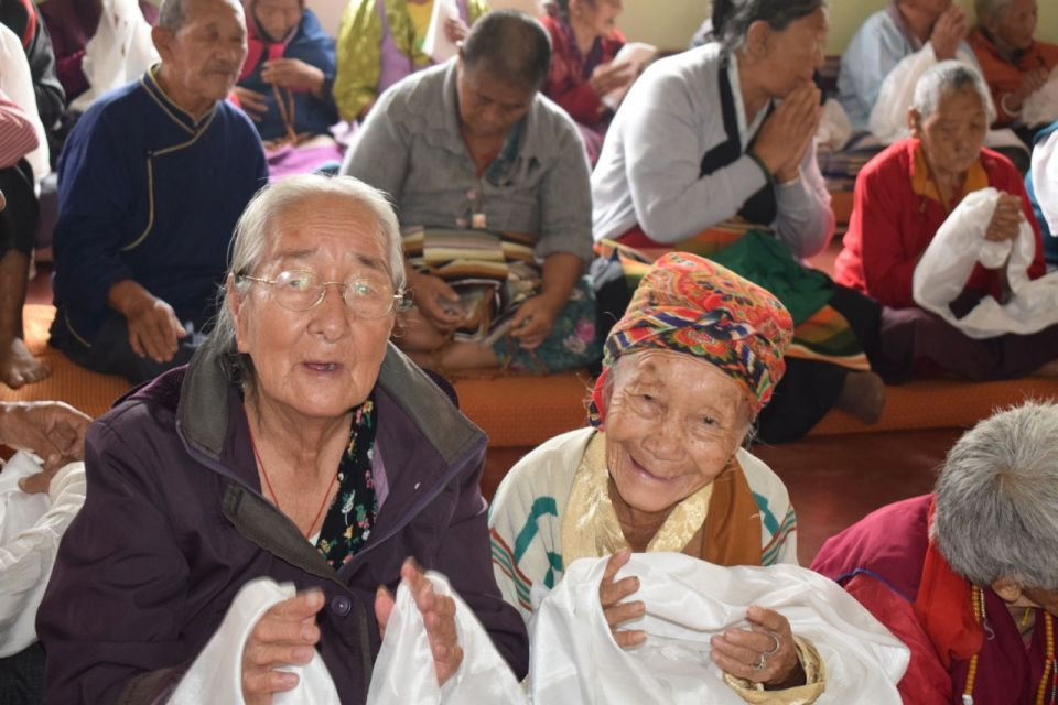 Continued Support for the Elderly of Doeguling Tibetan Refugee Settlement