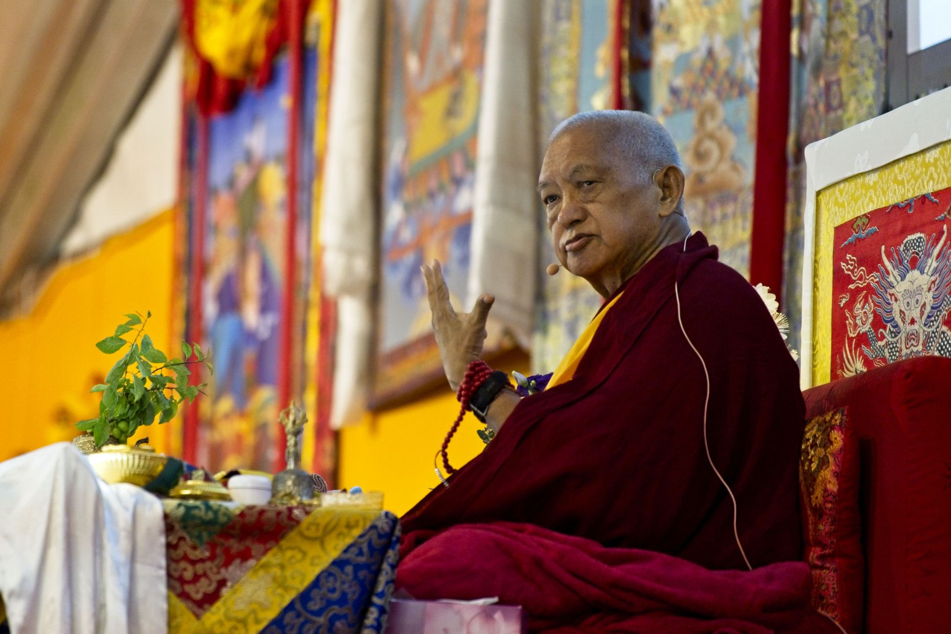 'It Is All There in Lama Chopa'