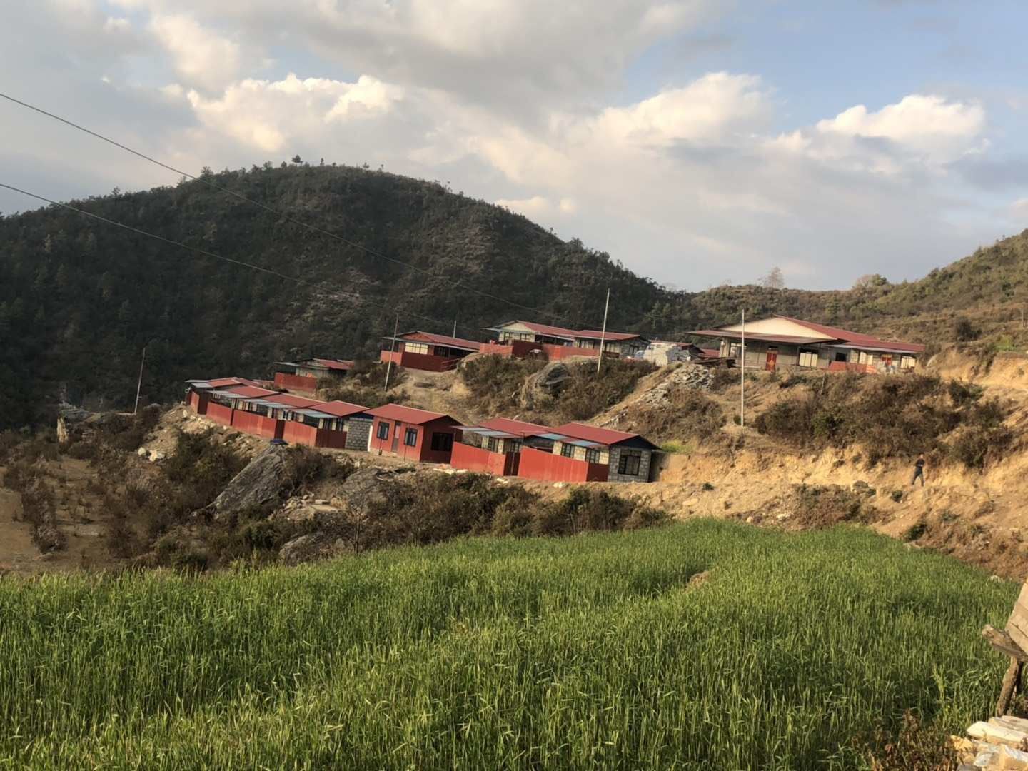 Kagyu Nunnery Accommodation Now Complete for Nepal Nuns