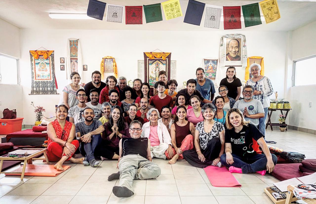 Nying Je Kunkyab Study Group Celebrated Saka Dawa With a Nyung Nä Retreat