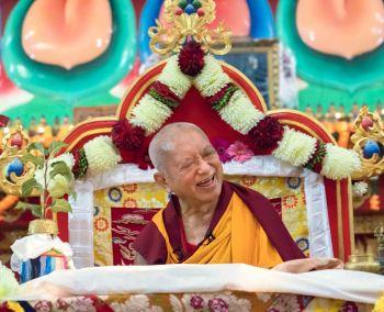 Lama-Zopa-Rinpoche-teaching-Kalmykia-Russia-Oct-2019