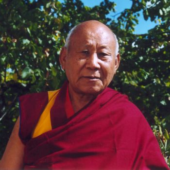Geshe Losang Tengye Passes Away at Institut Vajra Yogini