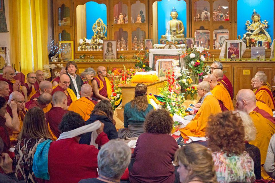 Prayer-for-Geshe-Tengye-IVY-France-Oct-2019