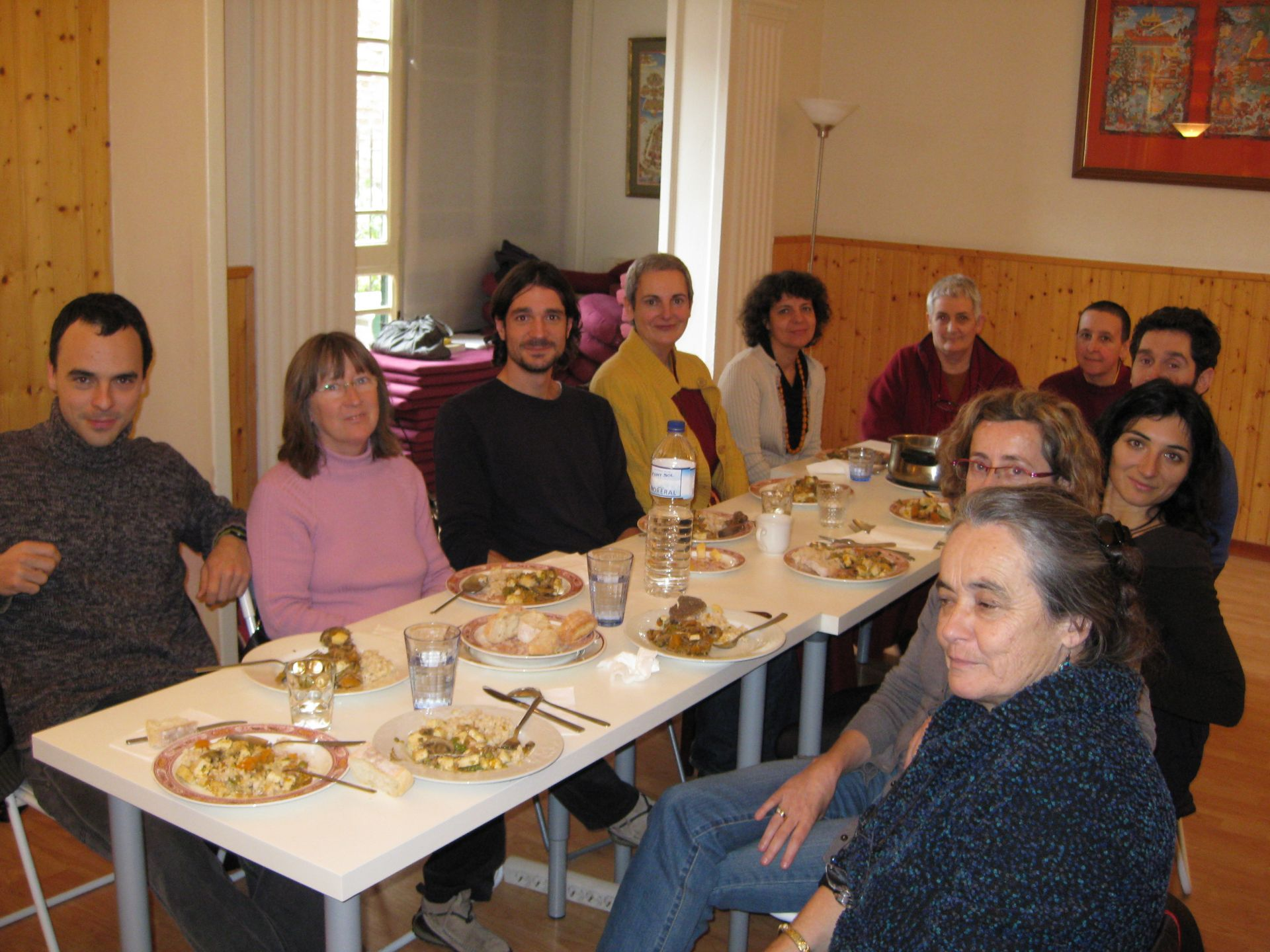 FPMT Spanish Translation Service Returns