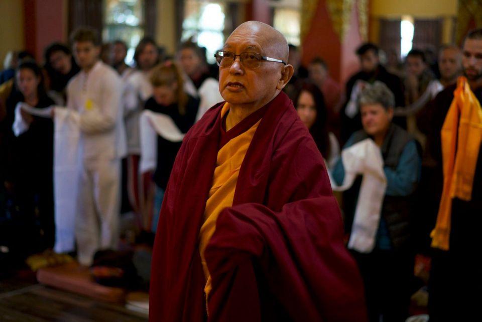 Lama Zopa Rinpoche Kopan 2019