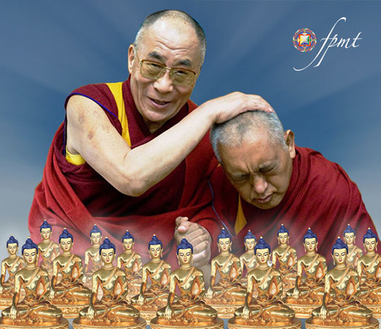 Please Rejoice in Sponsorship of 1,000 Buddhas for His Holiness the Dalai Lama
