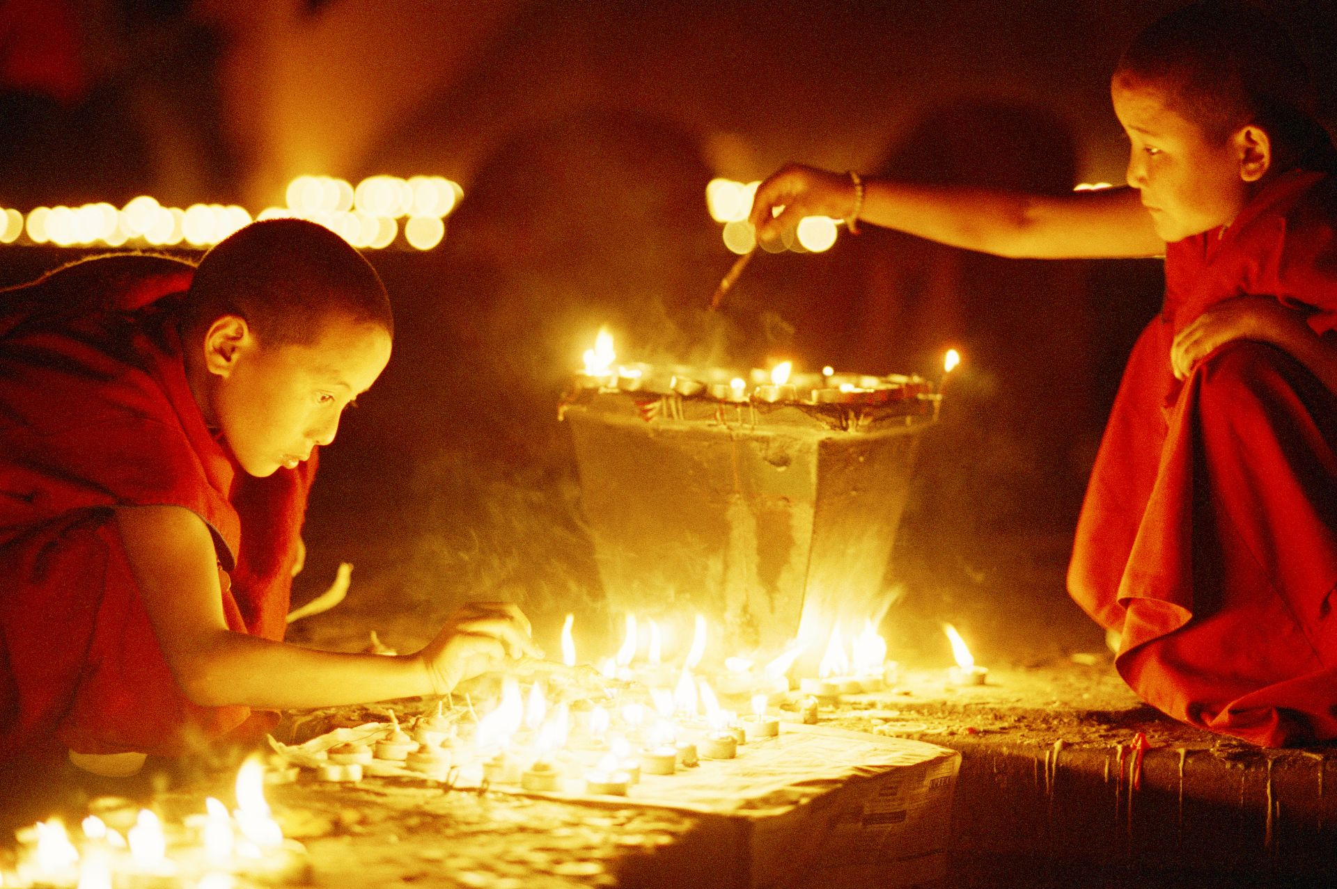 Complimentary Living in the Path Module: 'Making Offerings'