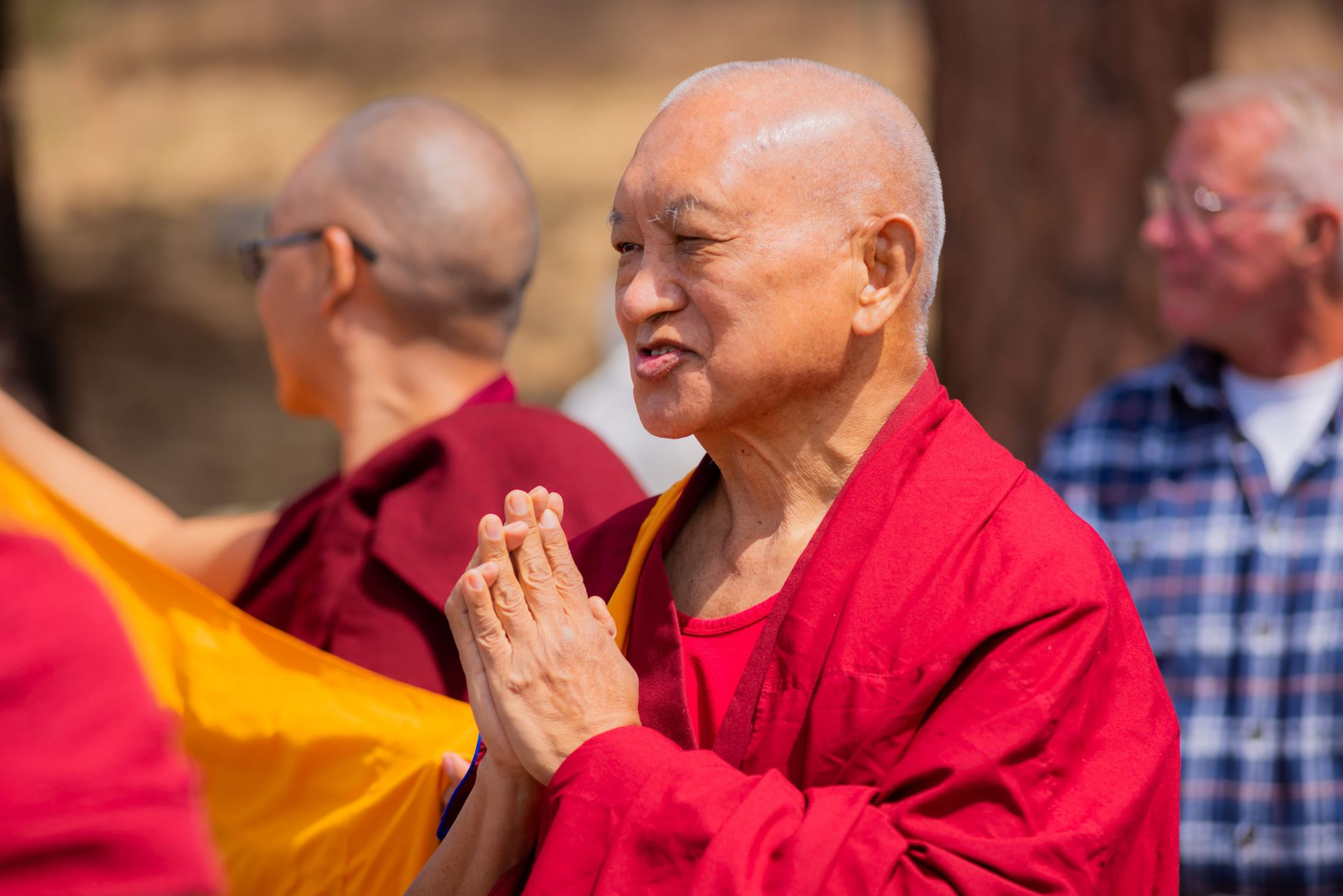 Complimentary Living in the Path Module: 'Bodhichitta Mindfulness'
