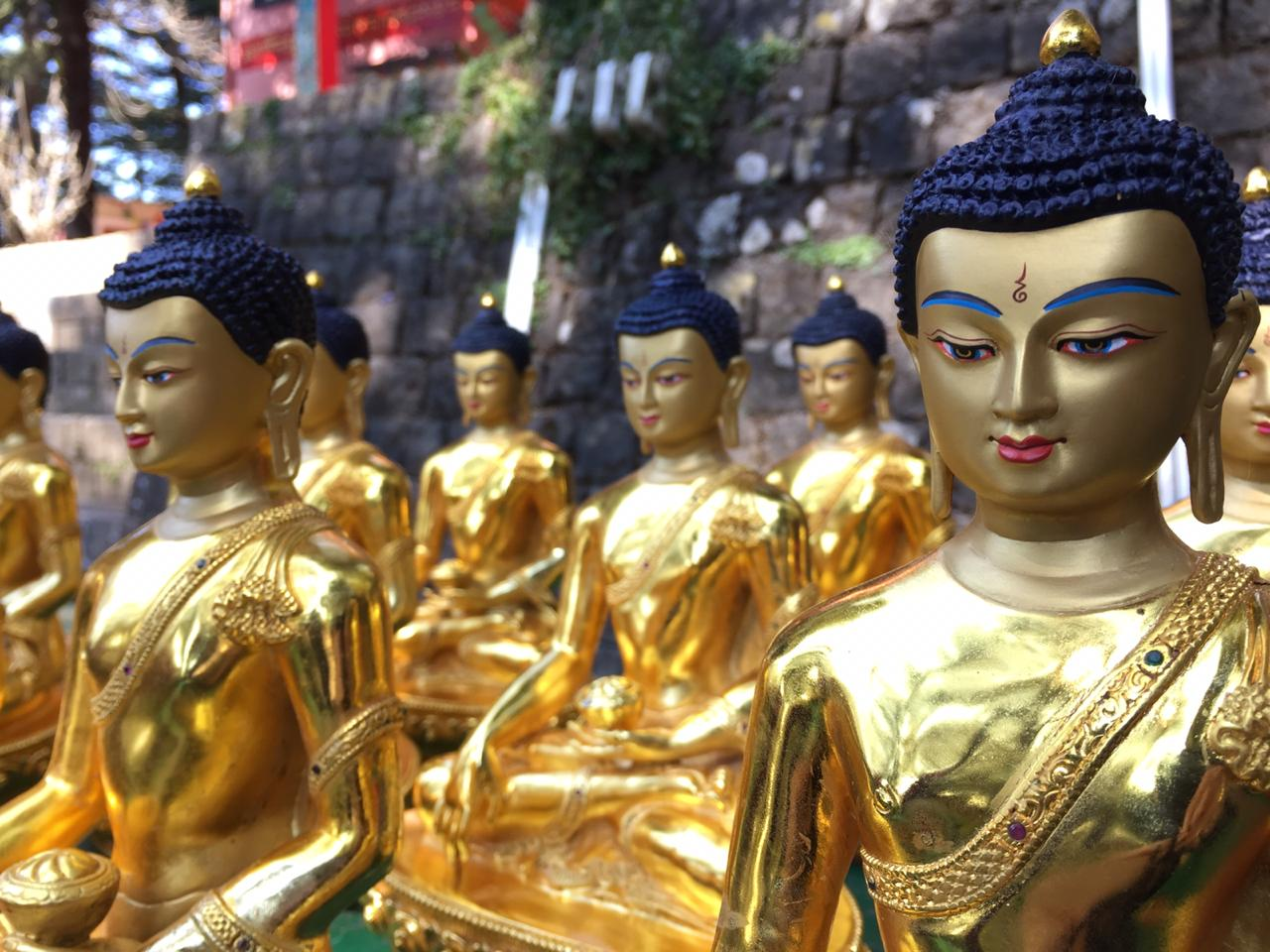 Update on 1,000 Statues of Buddha Created for His Holiness the Dalai Lama