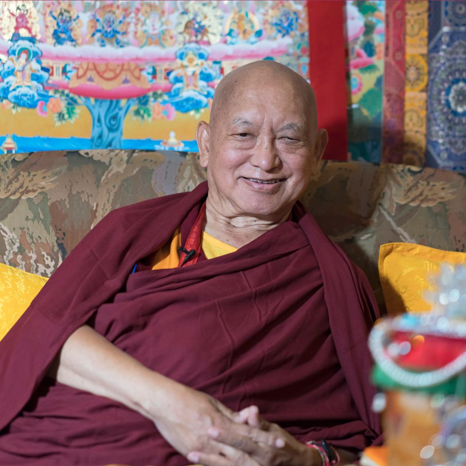 New Video Advice from Lama Zopa Rinpoche on Coronavirus