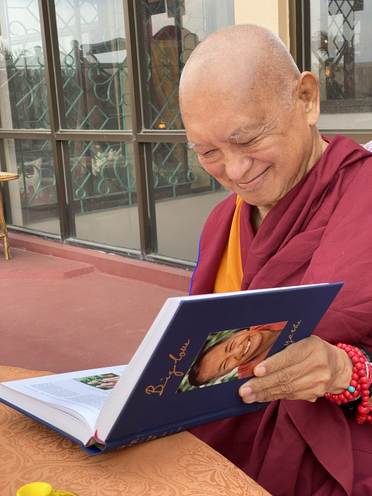 Welcome to the April FPMT e-News