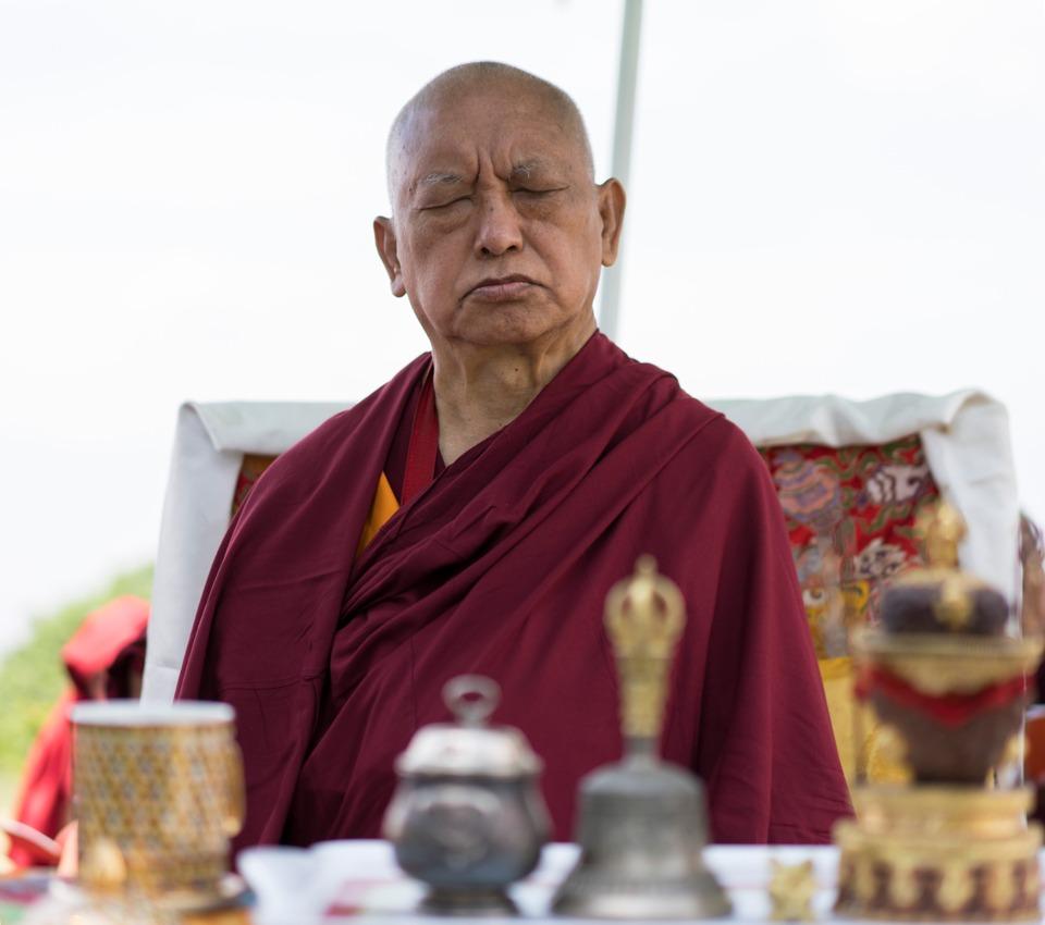 Lama Zopa Rinpoche Describes the Multiplying Effects of Saka Dawa