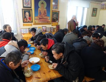 COVID-19 Impacts Social Services Offered within FPMT: MAITRI Charitable Trust