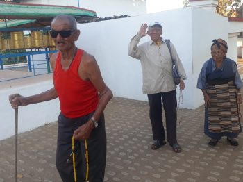 Preventative and Ongoing Measures at Doeguling Home for the Elderly and Disabled