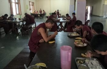 Shalu Monastery Update During the COVID-19 Pandemic